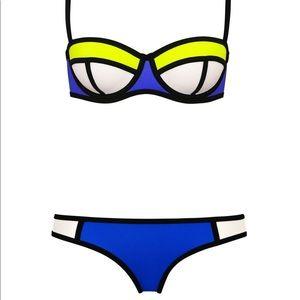 Triangl Poppy Blue Crush Bikini